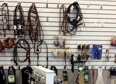 Closeout Tack & Strap Goods