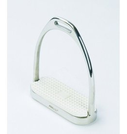 Intrepid International Fillis Stirrup Irons SS - 4.75""