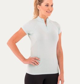 Noble Outfitters Women's Noble Gwen Short Sleeve Performance Shirt, Ice X-Large - $67.95 @ 50% OFF!