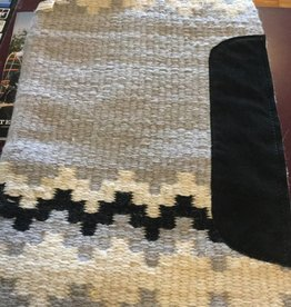 "Lamprey Wool Blend Saddle Blanket, 33""x32"" - $39.95 @ 35% OFF!"