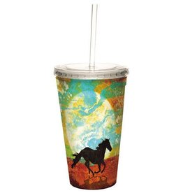 "GT Reid Cups - Wind in Your Hair..."" Cool Cup - 16oz"