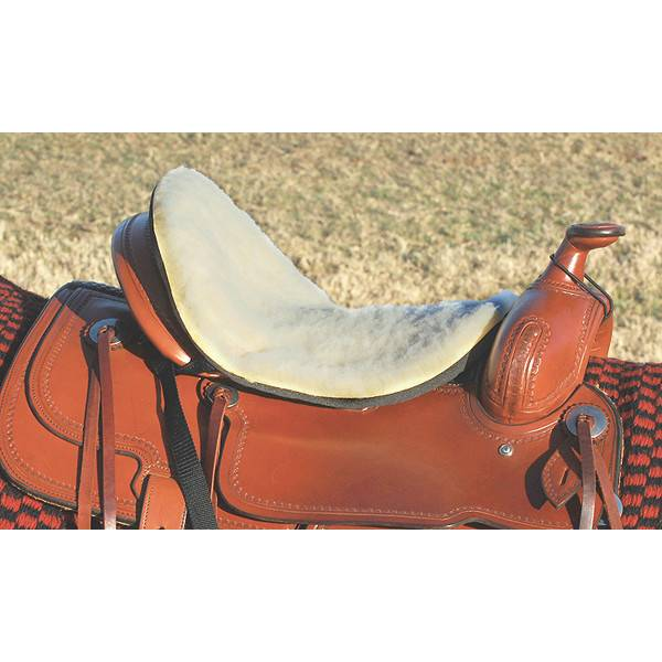 Cashel Cashel Western Large Fleece Tush Cushion