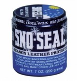 AGS Footwear Group Sno-Seal Wax, Protects, No Odor - 7 oz