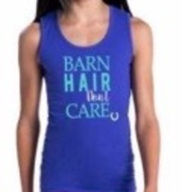 Stirrups Clothing Children's Stirrups Barn Hair Tank  M