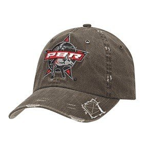 PBR PBR Distressed Ball Cap