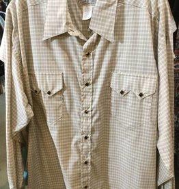 Rockmount Ranch Wear Men's Rockmount Western Pima Cotton Plaid Shirt - $86.95 @ 50% OFF!
