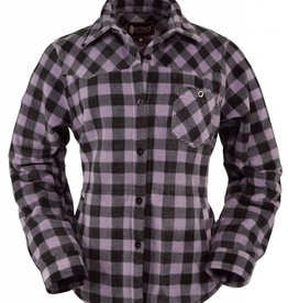 Outback Trading Company LTD Women's Outback Big Shirt, Lilac, Medium Only - Reg $69.95 @ 50% OFF!