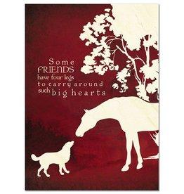 GT Reid Gift Card - Tree Free Greeting Brown/Friend
