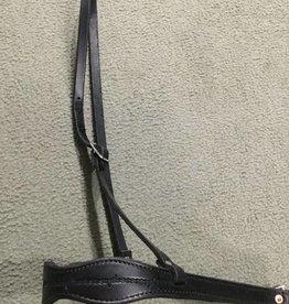 Lamprey Tie Down Noseband Black Horse