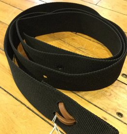Lamprey Nylon Tie Strap black Full