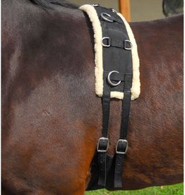 Intrepid Training Surcingle with Fleece Padding - Pony