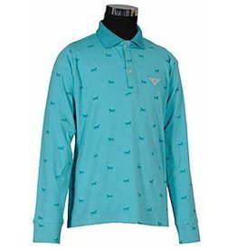 Children's Tuffrider Madelyn Polo Shirt - $29.95 @ 50% OFF!