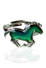 AWST Ring - Galloping Pony Mood Ring single