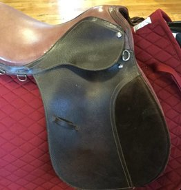 "All Purpose 15.5"" Med. Gullet Youth Saddle"