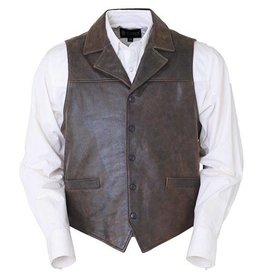 Outback Trading Company LTD Men's Outback Chief Vest Brown X-Large