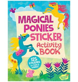 GT Reid Magical Ponies Sticker Activity Book