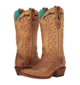 Justin Boots Women's Justin Black Onyx or Coffee Crunch