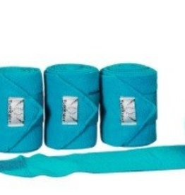 Tuffrider Tuffrider Teal Fleece Polo Bandages