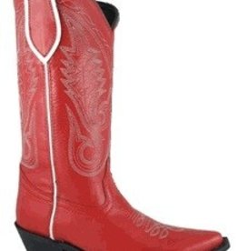 Smoky Mt Boots Women's Smoky Mountain Magnolia Boots Red 7.5 - $99.95 @ 20% Off!!