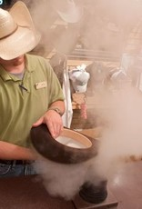 GHS Western Wear Services Hat Cleaning & Steam Shaping - Detailed
