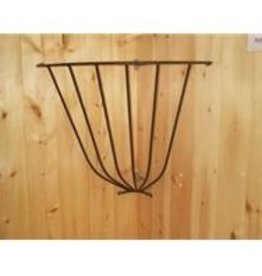 "Metal Corner Hay Rack, U.S.A. Made - 40""x37""x27"""