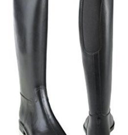 English Riding Supply Cadet FLEX Child's Rubber Boots black, size 4 - Reg $37.95 @ $17.95 OFF!