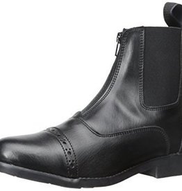 English Riding Supply Children's EquiStar Zip Paddock Black size 10 - Reg $34.95 @ $14.95 OFF!