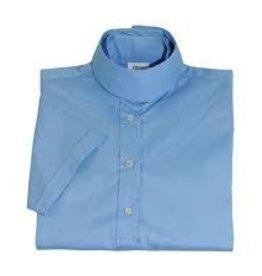 Devon-Aire Ladies Stretch Show Shirt French Blue - 38R - Reg Price $34.95 @ 40% OFF!