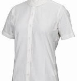 Devon-Aire Children's White S/S Stretch Show Shirt White 10