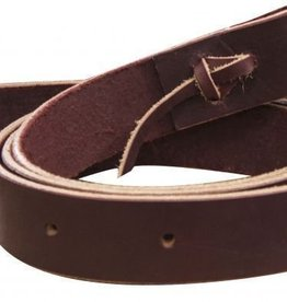 "Circle L Latigo Leather Tie Strap - 1 3/4""x6'"