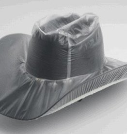 M & F Western Hat Rain Cover / Protector - Various Sizes