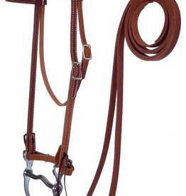 Fabtron Fabtron Complete Pony Size Leather Browband Bridle
