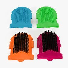 Ami-Cell Lami-Cell Grooming Brush and Glove