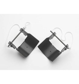 English Riding Supply Steel Jump Cups w/ Black Pins