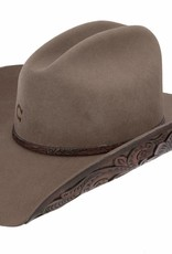 Charlie 1 Charlie 1 Horse Cut Above, 4X, Pecan - Size 7