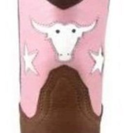 Smoky Mt Boots Children's Smoky Mt Bull Dog Western Boots, Size 8.5 - $42.95 @ 20% Off!! 8.5