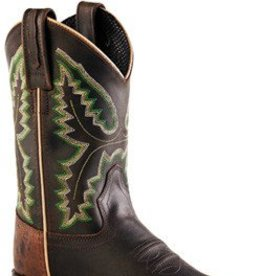 Old West Children's Old West Round Toe Western Boots