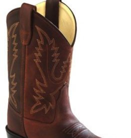 Old West Children's Old West Brown Western Boot