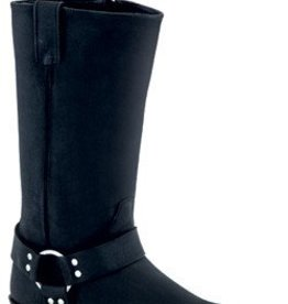 Old West Men's Old West Harness Boot - Black