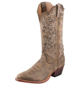"Twisted X, Inc Women's Twisted X Western 12"" Boot - Bomber Distressed"