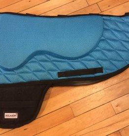 Used Hilason Western Memory Foam Saddle Pad w/ Anti-Slip