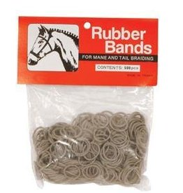 Braiding Bands - 500/bag