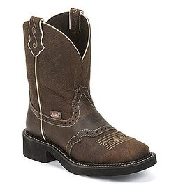 Justin Boots Women's Justin Brown Gypsy Boots - $85.95 @ 20% Off!! 6.5 B