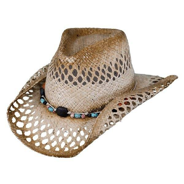 Outback Mesquite Straw Hat by Outback Trading