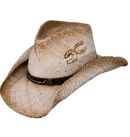 Outback Double Horseshoe Straw Hat by Outback Trading