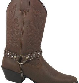 Smoky Mt Boots Used Ladies Smoky Boots- 8M - Brown - Style #6077