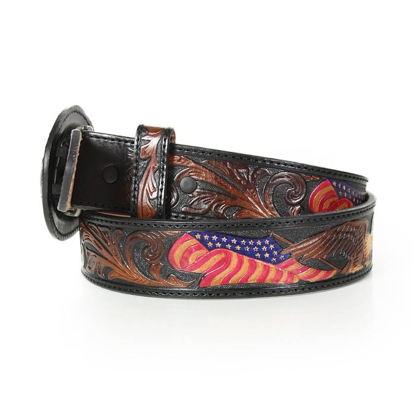 Adult - American Heritage Silver Creek Belt