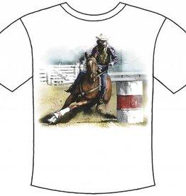 Western Express Barrel Racing T-Shirt