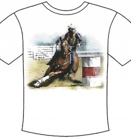 WEX Barrel Racing T-Shirt