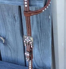 Alamo One Ear Headstall w/ Fancy Buckle
